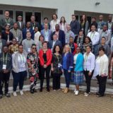 Delegates from 13 institutions attended the workshop hosted by Stellenbosch University